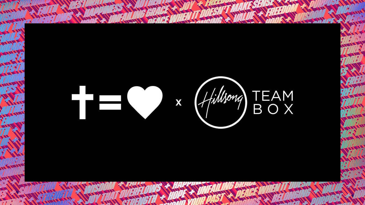 Team Box Message Series: Cross = Love
