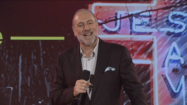 Stand in the Power of Jesus' Name - Brian Houston