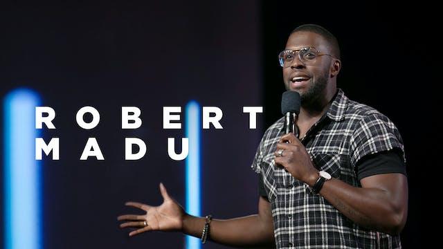 Robert Madu