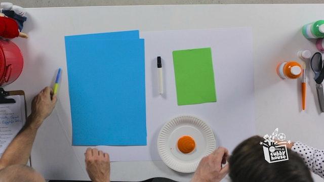 A Marker, Paper & Paint