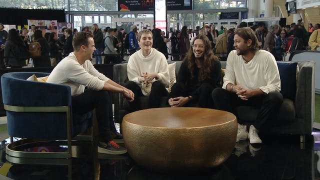 Foyer Studio Interview - Hillsong United
