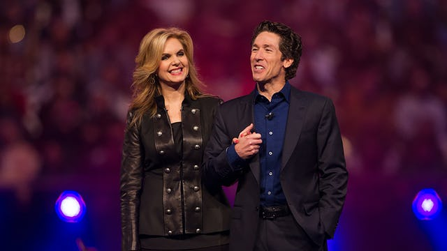A Night Of Hope with Joel & Victoria Osteen