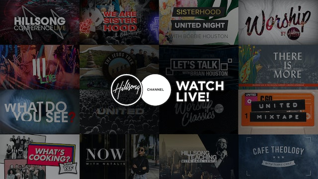 Hillsong Channel Live!