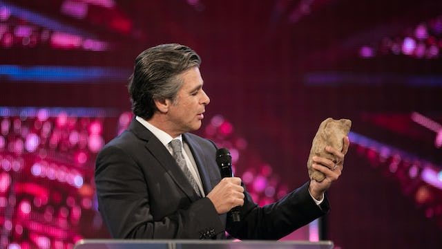 Let The Rocks Testify - Jentezen Franklin