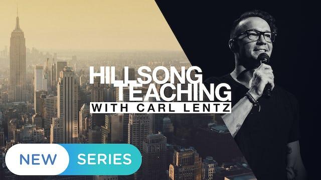 Hillsong Teaching with Carl Lentz