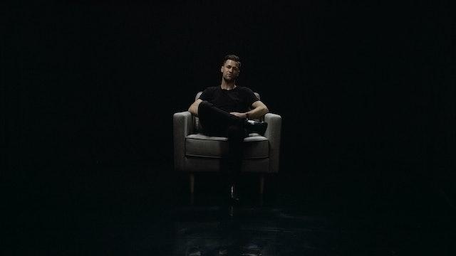Ben Fielding in the White Chair