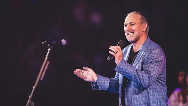 The Contagious Nature of Receptivity - Brian Houston