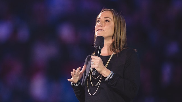 There is Something About Mary - Christine Caine