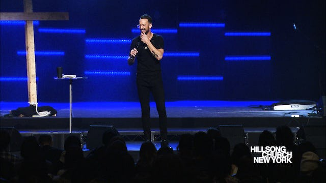 Thank You, Thank You, Thank You Part 1 - Carl Lentz