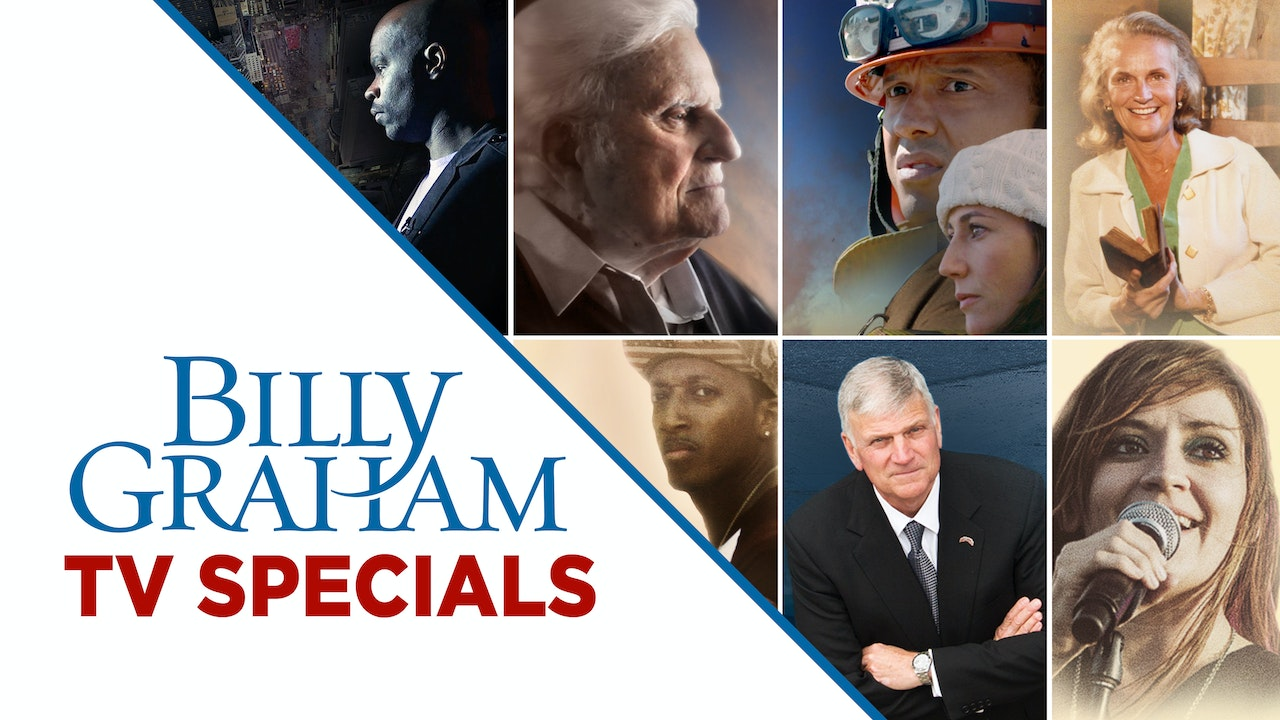 Billy Graham TV Specials