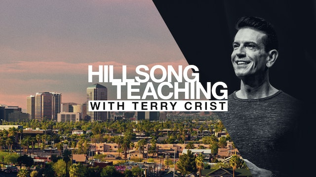 Hillsong Teaching with Terry Crist