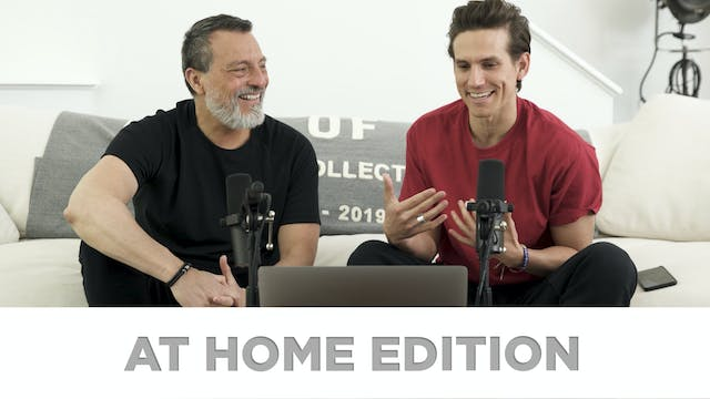 At Home Edition: Finding Happiness in...