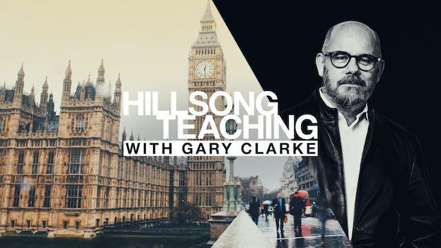 Hillsong Teaching with Gary Clarke