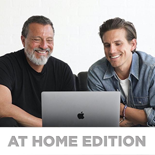 At Home Edition: Leadership During Crisis