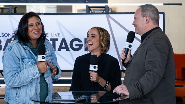 Day 2 - Interview with Christine Caine & Tim Hanna from Compassion