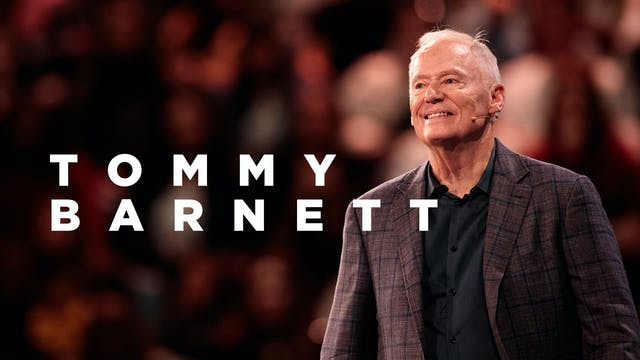 Tommy Barnett