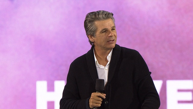 Live at Sydney - with Jentzen Franklin