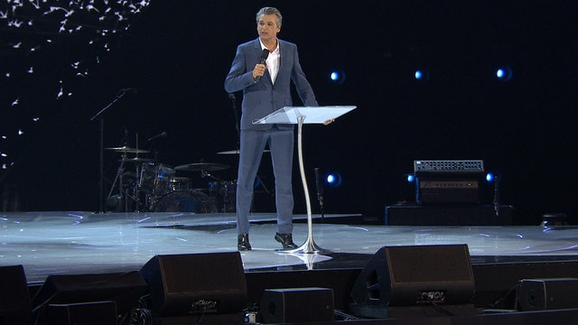 Live at Sydney - Jentezen Franklin & Chris Hodges
