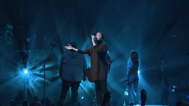 Live at Sydney - with Chris Hodges & Hillsong Worship