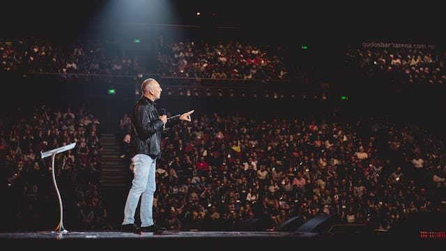 The Person & The Power of the Holy Spirit - Brian Houston