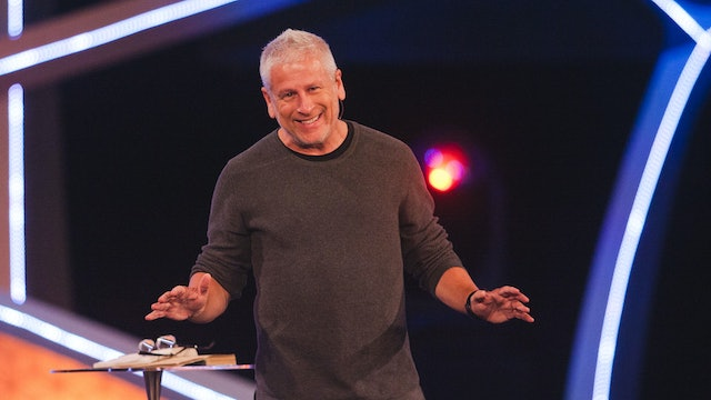 The Absurdity of Generosity - Louie Giglio