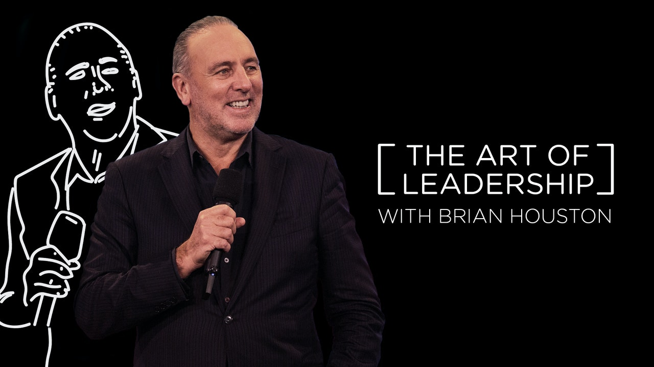 The Art of Leadership with Brian Houston