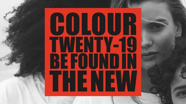 Colour Conference 2019 | SYDNEY