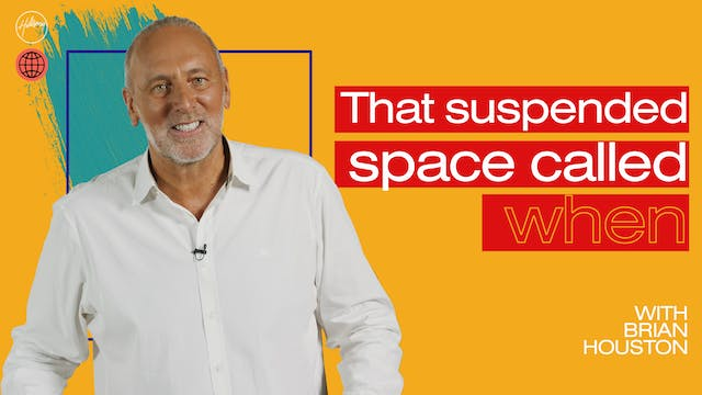 Suspended Place Called When Pt. 1 by Brian Houston
