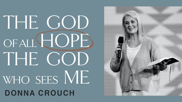 The God Of All Hope by Donna Crouch