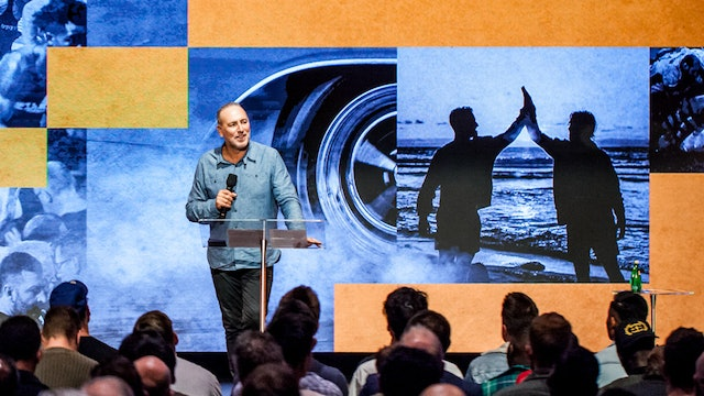 Who Do You Think You Are? by Brian Houston   Melbourne