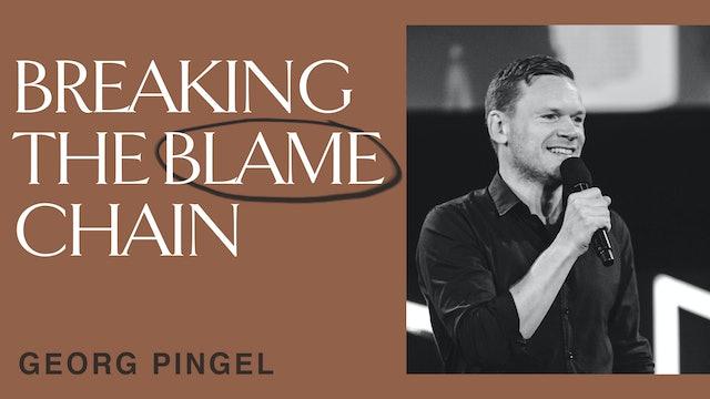 Breaking The Blame Chain by Georg Pingel