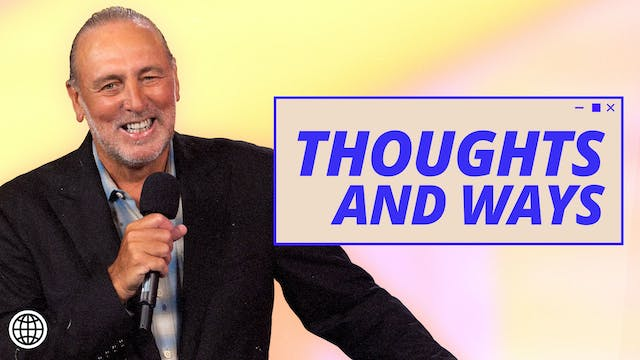 Thoughts & Ways Pt.1 by Brian Houston