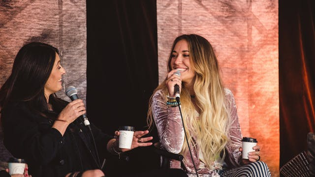 Coffee With Lauren Daigle