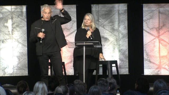 LEAD: Taboo In The Pew - John & Helen Burns - Hillsong Conference 2019
