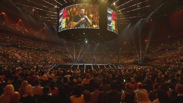 I'm Getting Better - Carl Lentz - Hillsong Conference 2019