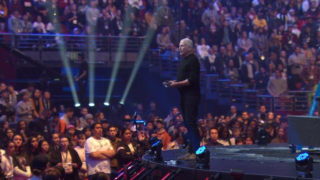 Fresh Wind & Fresh Revival - Louie Giglio - Hillsong Conference 2019