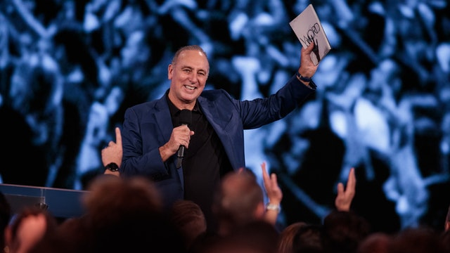 The Days Of God's Gathering by Brian Houston
