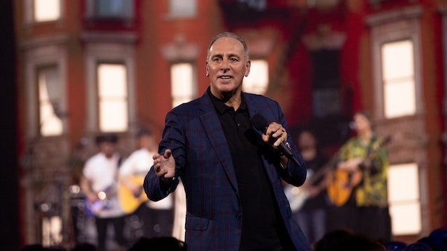 The Worshipping Church by Brian Houston
