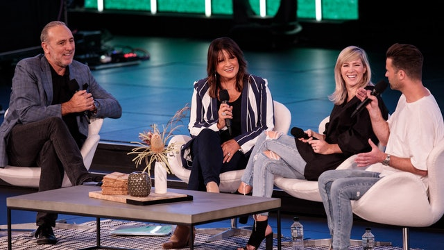 Marriage & Ministry Pt.2 with Brian & Bobbie Houston
