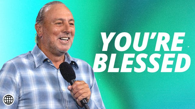 You're Blessed by Brian Houston