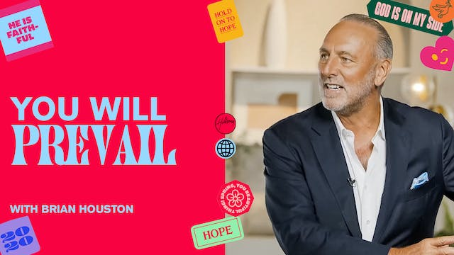 You Will Prevail by Brian Houston