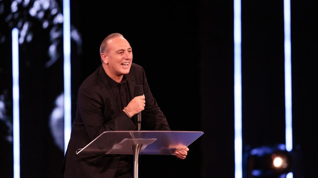 The Days Of God's Gathering Pt.2 - The Gathering Has Begun by Brian Houston