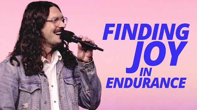 Finding Joy In Endurance by Jonathon Douglass