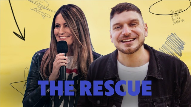 The Rescue Is On by Dean Ussher