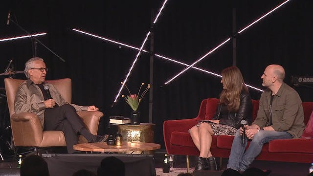 CREATE: Coffee With Cass Langton and Bill Johnson - Hillsong Conference 2019