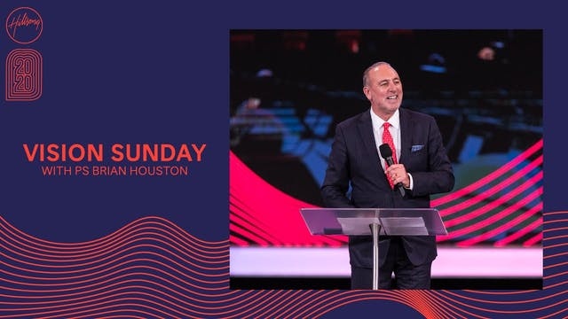 Vision Sunday with Brian Houston