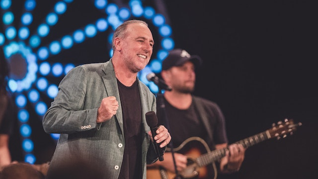 Look It In The Eye And Step Toward It by Brian Houston