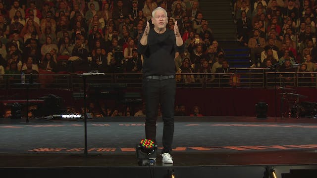 A Table For Two - Louie Giglio - Hillsong Conference 2019