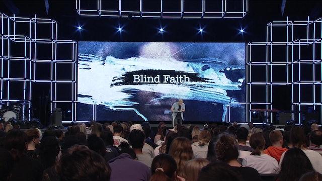 Blind Faith by Scott 'Sanga' Samways