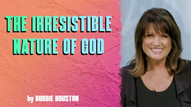 The Irresistible Nature Of God by Bob...